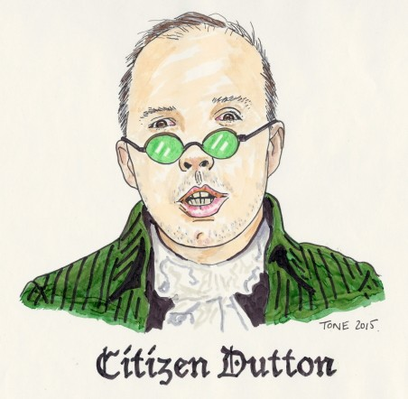 Citizen Dutton by Tony Sowersby